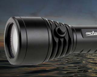 The Best & Only Night Diving Torch You Will Ever Need